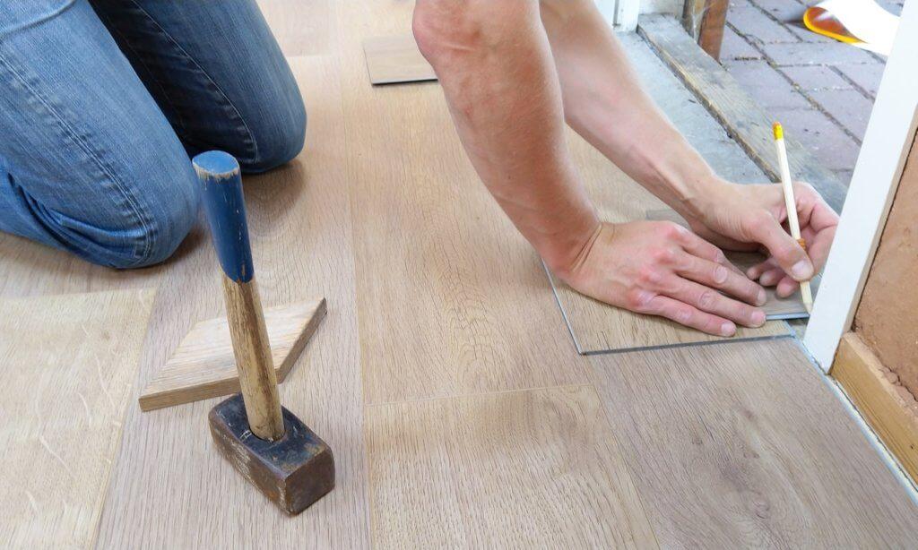 Renovering av golv
